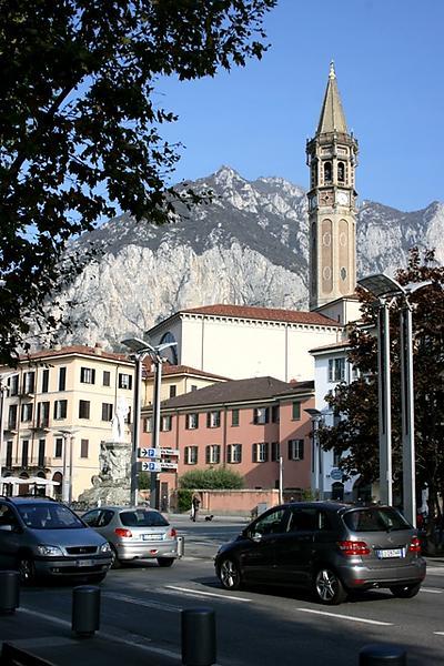 Italija: APLINK COMO EŽERĄ