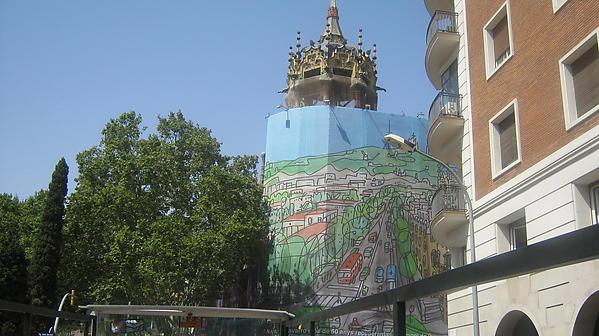 Auto Karta Barcelona.Ispanija Hola Trecia Karta Arba Galicijos Link 1 Dalis Barcelona