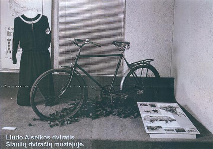 Alseikos dviratis